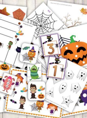 Halloween Set Add-2