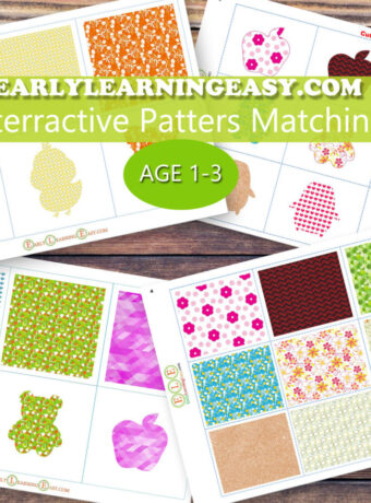 interactive patterns matching