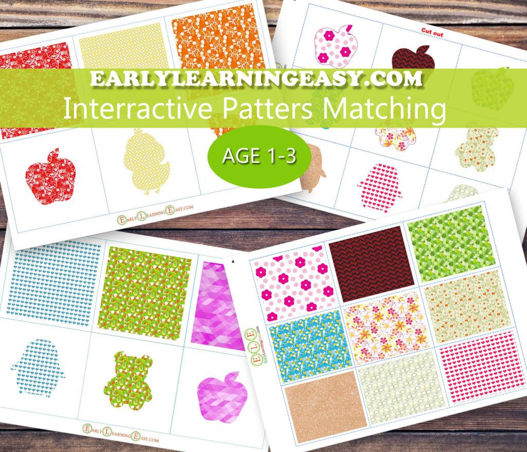 interactive patterns matching