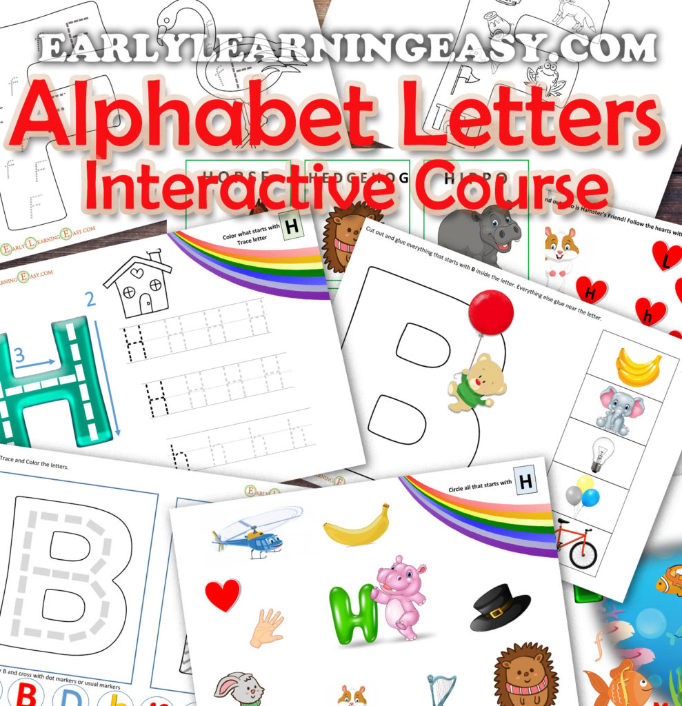 alphabet learning, learning letters