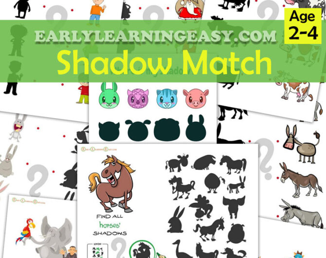 Shadow match activities